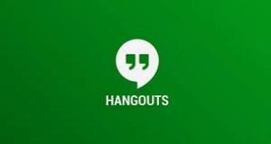 Hangouts – Anime suas conversas com fotos, emoticons e até vídeo chamadas em grupo gratuitamente