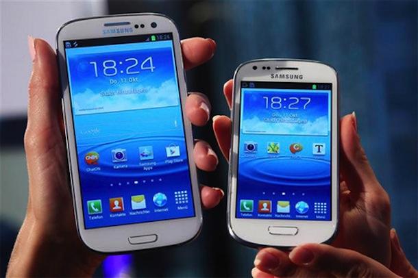 celulares galaxy