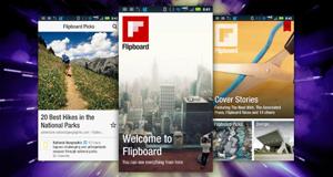 Crie suas próprias revistas digitais através do aplicativo FlipBoard