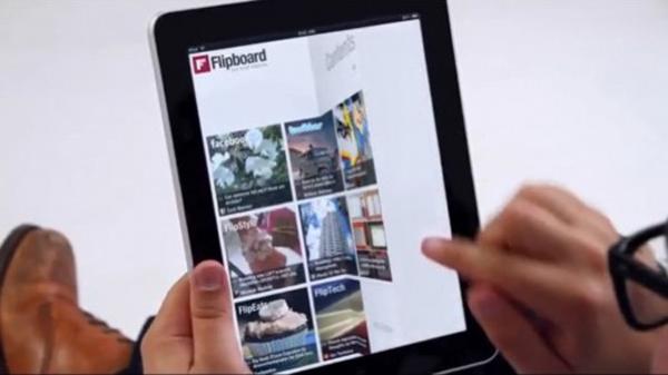melhores aplicativos_Flipboard_revista social