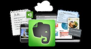 Torne sua vida moderna e lembre-se de tudo o que realmente importa através do aplicativo Evernote
