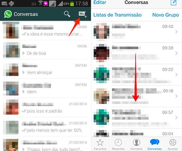 procurando-contatos-no-whatsapp