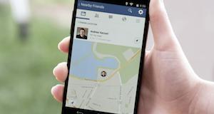 [Notícia] App do Facebook permite buscar amigos que estejam próximos