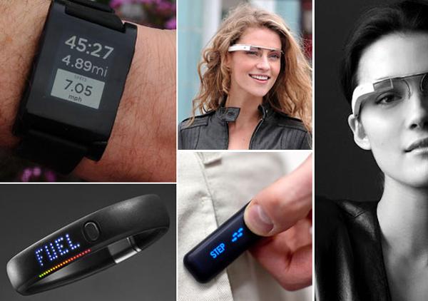 wearable tech - tecnologias  vestíveis