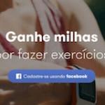 Ganhe milhas aéreas praticando exercícios físicos através do app Mova Mais